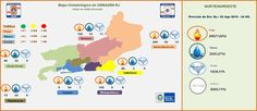 CONSTRUINDO COMUNIDADES RESILIENTES: SEDEC-RJ Desenvolve Mapa Dinâmico de Incêndios Flo...