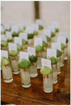 Wedding Escort + Place Cards #wedding #tequila #shots #weddingtequilashots Wedding Goals, Our Wedding, Destination Wedding, Wedding Planning, Dream Wedding, Drinks Wedding, Wedding Favours Champagne, Wedding Drink Table, Unique Wedding Food