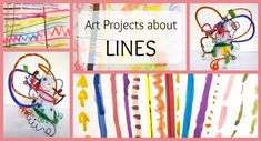 Art Projects about Lines