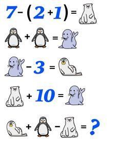 of People fail to answer Jokes And Riddles, Math Jokes, Math Tutor, Teaching Math, Best Brain Teasers, Logic Problems, Math Talk, Math Challenge, Singapore Math