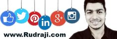 I am social media marketing expert and working with Rudraji.