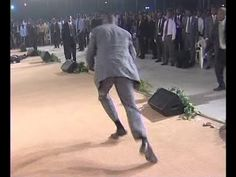 Pastor chris SHADOWS push down pastors into the anointing! A MUST WATCH