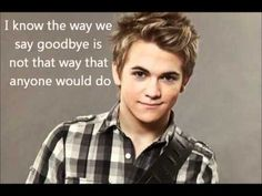 Where We Left Off-Hunter Hayes