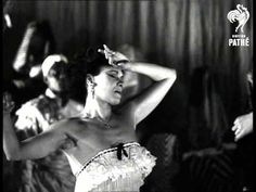 Katherine Dunham - This is an video exert  of Dunham and her company dancing a ballet telling a West India story with Creole music. This is an example of Dunham's infusion of other cultural movement into her choreography
