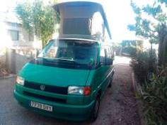 Volkswagen T4 California 2.4D T4 California, Volkswagen, Motor Homes