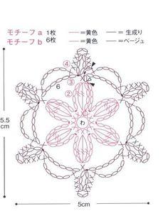 #ClippedOnIssuu from Asahi crochet motif patterns 720