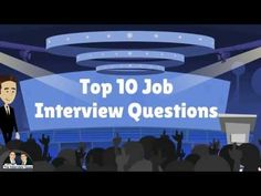 Top 10 Interview Questions - The Most Common Interview Questions You NEED to be Prepared For - YouTube
