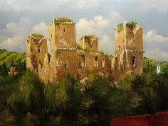Hungary, Beautiful Places, Painting, Art, Art Background, Painting Art, Kunst, Paintings, Performing Arts