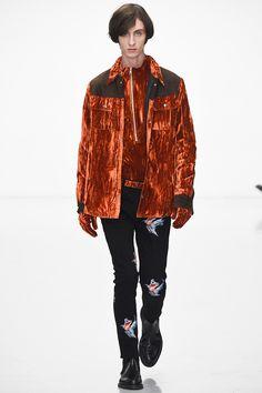Katie Eary Fall Winter 2016 Otoño Invierno #Menswear #Trendes #Tendencias #Moda Hombre - F.Y!