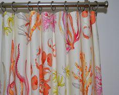 Curtains 1 Pair Draperies 2 Curtain Panels by MyPillowStudio