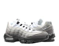 Nike Air Max 95 Premium Black Metallic Gold Anthracite 538416 007 Men's Running Shoes Sneakers