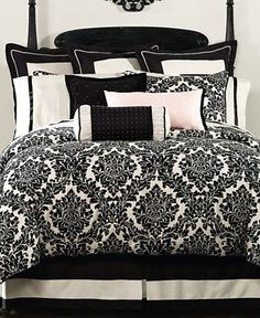 Waterford Bedding. I found these at Tuesday Morning for a great deal!