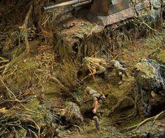 Image result for Okinawa Diorama