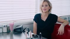 AbanCommercials: Christian Dior TV Commercial  • Christian Dior advertsiment  • Addict Lacquer Stick made in L.A • Christian Dior Addict Lacquer Stick made in L.A TV commercial • A small talk with Dior favourite L.A. girl, Jennifer Lawrence.Discover more about her beauty secrets, her passion for lipstick and her new lip addiction: Dior Addict Lacquer Stick.