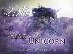 Year of the Unicorn