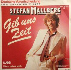 Gib uns Zeit. Stefan hallberg.  Tysk Grand prix 1980.