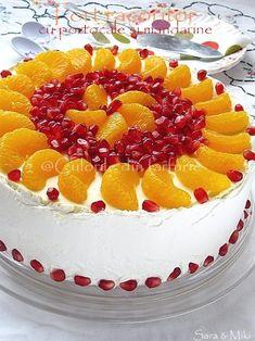 Tort-racoritor-cu-portocale-si-mandarine-0 Romanian Desserts, Romanian Food, Romanian Recipes, Jacque Pepin, Sweet Bread, Pie Recipes, Sweet Tooth, Food And Drink, Birthday Cake