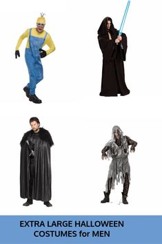 Extra Large Halloween Costumes for Men. Halloween costume ideas for plus szied men. Themed Halloween Costumes, Halloween School Treats, Hallowen Costume, Halloween Kostüm, Creative Halloween Costumes, Vintage Halloween, Costume Ideas, Vintage Witch, Halloween Makeup