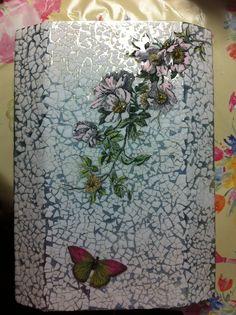 Update on eggshell mosaic box | leslieamickart
