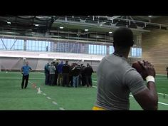 ▶ UNI Football Players Grab NFL Scouts' Attention - YouTube