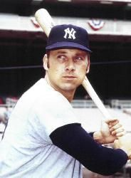 Tom Tresh 1961-1969 1962 Rookie of the Year