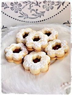 Linecké cukroví - originál rakouský recept