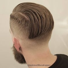 """644 Me gusta, 21 comentarios - Men's World Herenkappers (@mensworldherenkappers) en Instagram: """"#throwbackthursday ▫ @lieuweh84 Did this #haircut 4 months ago. One of my favourites this year✌…"""""""