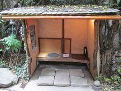 Japanese Garden Style, Japanese Tea House, Asian Garden, Landscape Architecture Design, House Landscape, Garden Buildings, Garden Structures, Garden Items, Garden Spaces