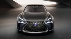 Imagination fuels the unexpected. From possibilities to capabilities, the Lexus LF-FC, our first-ever fuel-cell concept, embodies next-generation technology and summons an era of visionary, emotional design. Click through to learn more.