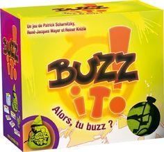 Buzz It ! pour jouer avec ados et adultes et mettre l'ambiance