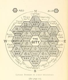 [Pinner to revisit] Christian Gross [28 boards, 7,561 pins] http://www.pinterest.com/christiangross/ Hexagonal maps of New Zealand history