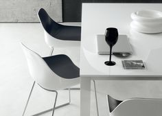 Jesse Sensai extending dining table - modern extending dining tables