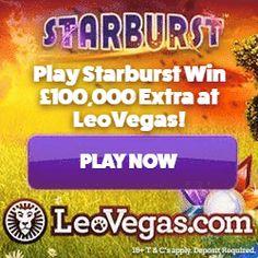 LeoVegas Casino Bonus | Spill 100+ Spilleautomater !