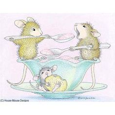 12 x 14 Laminated Table Mat - TM-152 - The Official House-Mouse Designs® Web Site