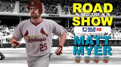 MLB 15 The Show (PS4): Matt Myer (Catcher) Road To The Show - EP104