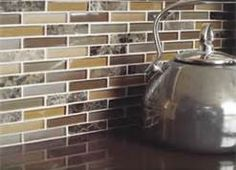 Recycled Glass Backsplashes for Kitchens - Bing Images