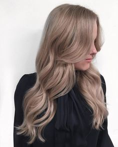 Balayage+Layered+Blonde