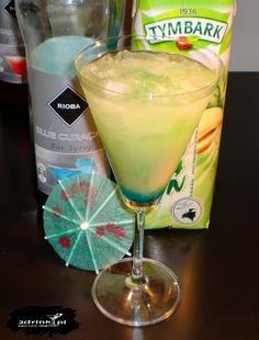 Malibu Drinks, Blue Curacao, Smoothie Drinks, Pina Colada, Martini, Detox, Cocktails, Breakfast, Tableware