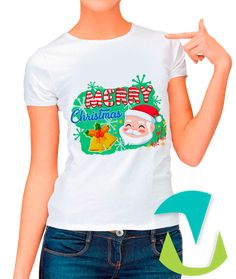 DESIGN FOR T-SHIRTS MERRY CHRISTMAS  - #mottaplantillas #design #sublimationMerry Christmas Christmas Shirts, Merry Christmas, Template, T Shirts For Women, Design, Etsy, Shopping, Stationary, Fashion