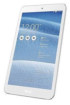 "Buy Asus MeMO Pad 8 ME181C ME181C-A1-WH 16 GB Tablet - 8"" - In-plane Switching (IPS) Technology - Wireless LAN - Intel Atom Z3745 1.33 GHz - White - 1 GB RAM - Android 4.4 KitKat - Slate - 1280 x 800 Multi-touch Screen Display (LED Backlight) - Bluetooth for 480.43 USD 