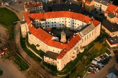 Jawor, zamek piastowski / Piast castle
