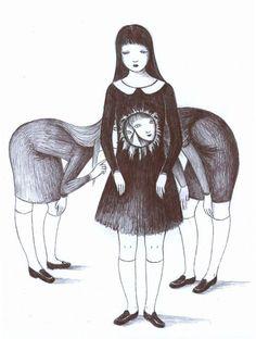 ¿Que opinas del arte de Virginia Mori?