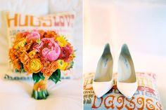bouquet not shoes