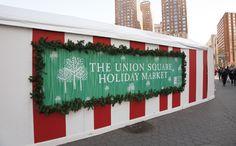 Union Square Holiday Market / nycgo.com