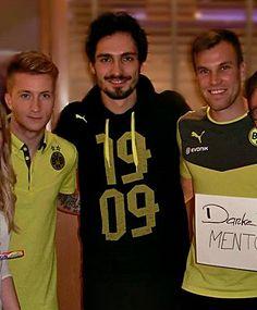 Marco, Mats, Kevin - BVB