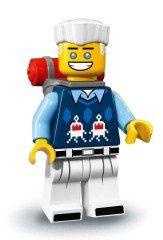 Lego Ninjago Movie Figures 71019 Minifiguren Nr 19 Sushi Chef neu