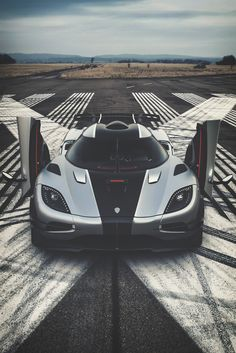 "supercars-photography: "" WORLD´S FIRST MEGACAR The One:1 was introduced in 2014 and was built in 6 examples, plus one prototype during 2014 and 2015. """