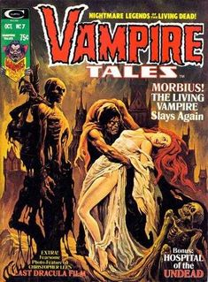 Vampire Tales #7 - Where is Gallows Bend (Issue)