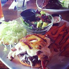 Photo by jesslems89 - Yum! Kona burger! #originaljoes #ojsmenu