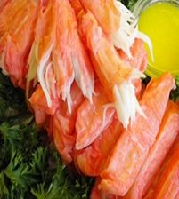 1000 images about crab leg recipes on pinterest crab for Alaskan white fish